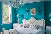 Browns bedroom