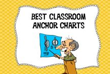 Best Classroom Anchor Charts / Need an anchor chart? Take a look at these great charts! / by Dragon's Den Curriculum