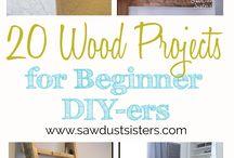 diy: woodworking