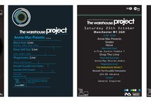 warehouse project posters