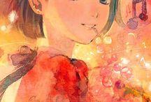 Anime /illustrations/art