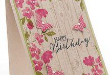 Woodgrain Embossing Folder