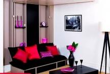 Cool furnature or rooms