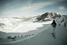 Top Luxurious, Adventurous and Sustainable Skiing Destinations / by Bluewater