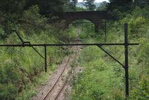 Derelict Railway Howick Line / All my pics of the derelict Howick Railway Line
