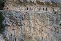 35 Rutas Naturales   por España / Rutas Naturalísticas por España de interés para  descubrir
