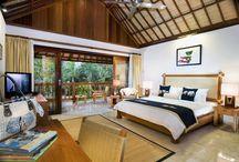 Decoracion hotel estilo balines / Diseño, producción y fabricación exclusiva y ecológica por www.comprarenbali.com