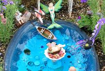 fairy garden water beaches