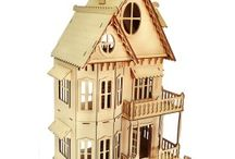 Детский деревянный домик / О деревянных домиках Kroko&woodi (Кроко)