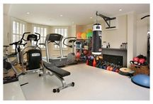 I want a gym!!! / by Kelly Creager
