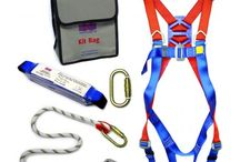 Fall Arrest Kits / Complete Fall Arrest Kit in Clow branded kit bag