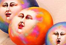 Artists I admire / by Lori Coffelt