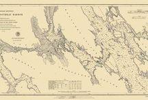Maine Nautical Charts