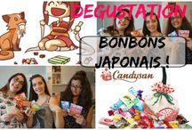 candysan - bonbon japonais
