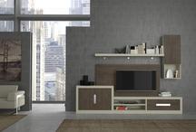 Muebles de salón Contemporaneos