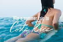 The Sting - Costa Rica / Win a summer trip to Costa Rica for you and your friend incl. summer outfits and surf lessons!