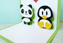 Pop up cards & boxes