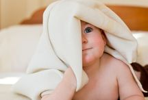 Heirloom Baby Blankets / There is no finer way to wrap a baby than in one of these incredibly soft organic merino wool blankets. Trimmed in silk, their richness and simplicity are timeless. Each blanket can be customized with monogramming and comes in an heirloom linen box that can hold your own photo — perfect as a gift and family keepsake.