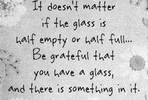 Gratitude: 2015 / Focus word for 2015 / by Melissa Blair