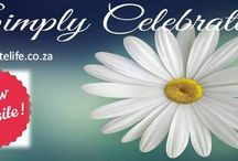 New Website for Simplycelebratelife