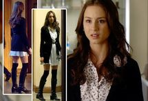 PLL Wardrobe :) / by Allie Exstrom
