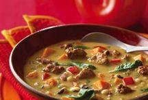 BEEF Soups & Stews!