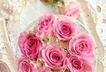 arranjos c rosas