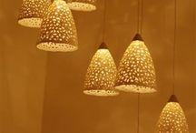 Keramikk lamper