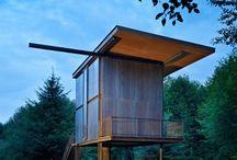 Steel cabins