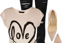Valentine's Day Outfit Ideas / Valentine's Day outfit ideas!