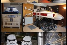 Star wars home decor