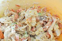 LCHF salade