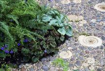 Sentieri e pavimentazioni da giardino
