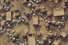 Village structures
