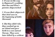 Disney facts and quotes