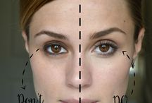 Make-up tips/tricks