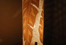 carving lamp