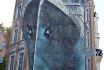 Street Art / by Fabiola Martins