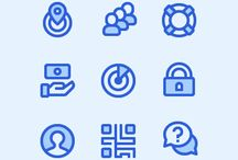 iconography / icons, pictograms and such / by jenn Kang