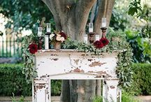 Hochzeit/dekor