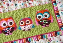 Patchwork and Quilting / Patchwork, quilting, sewing ideas / by Paula Pérez
