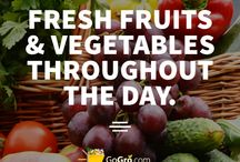 Fruits and Vegitables