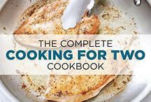 Food - Cooking for two / by Elaine Mote