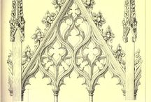 Plate-tracery