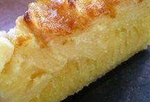 Recettes gâteaux et desserts