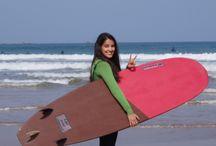Surf Camp - País Vasco / Los mejores surf camps, escuelas de surf y campamentos de surf del País Vasco.