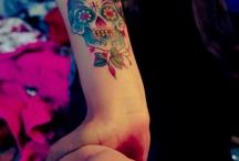{tattoo} / by Ana Luz