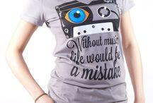 T-shirts / Camisetas Plugging