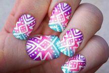 Nail Designs! / Cute Nail Designs I Like! <3