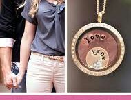 """""""LIVING LOCKETS"""" BY LAUREN O2 DESIGNER / CUSTOMIZABLE LOCKETS & Jewelry  MADE SPECIAL FOR YOU  / by Lauren Rourke"""